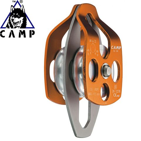 0651camp - Блок-ролик 0651 CAMP Large Double Roller Pulley