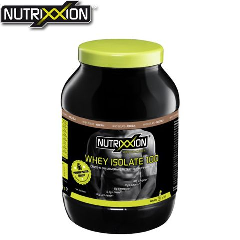 440442 - Харчова добавка Protein Whey Isolate 100, Nocciola (Фундук) 900 г (30 порцій х 500 мл)