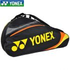 7323EX - Сумка для ракеток Tournament Basic Series Badminton Bag 7323EX Black/Yellow