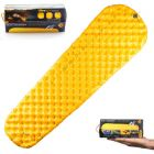 AMULR - Килимок надувний ULTRALIGHT INFLATABLE SLEEPING MAT REGULAR yellow